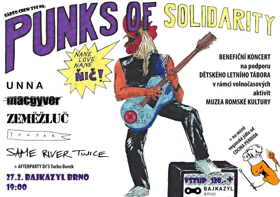 punks of solidarity